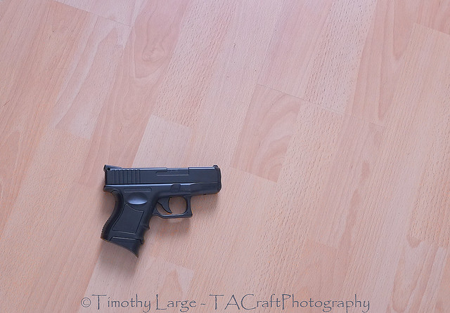 826 of 1096 - Faux resin Glock