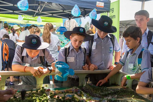 World Science Festival Brisbane - Green Heart Schools Future BNE Challenge