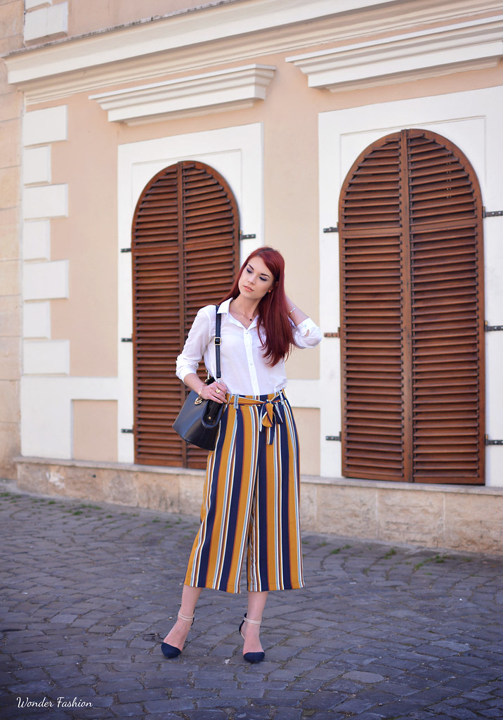stripped culottes6