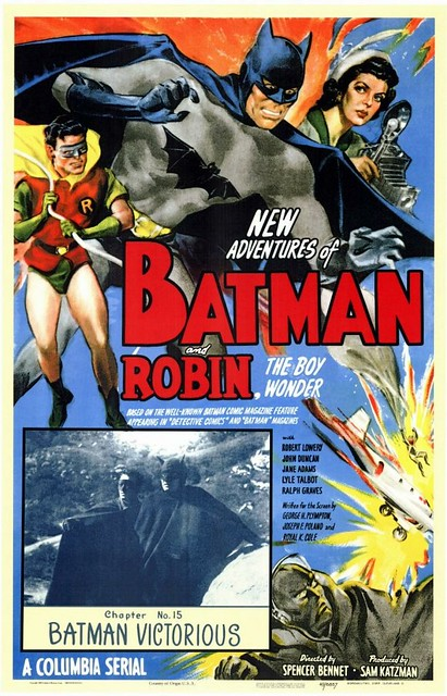 (1949) Batman and Robin