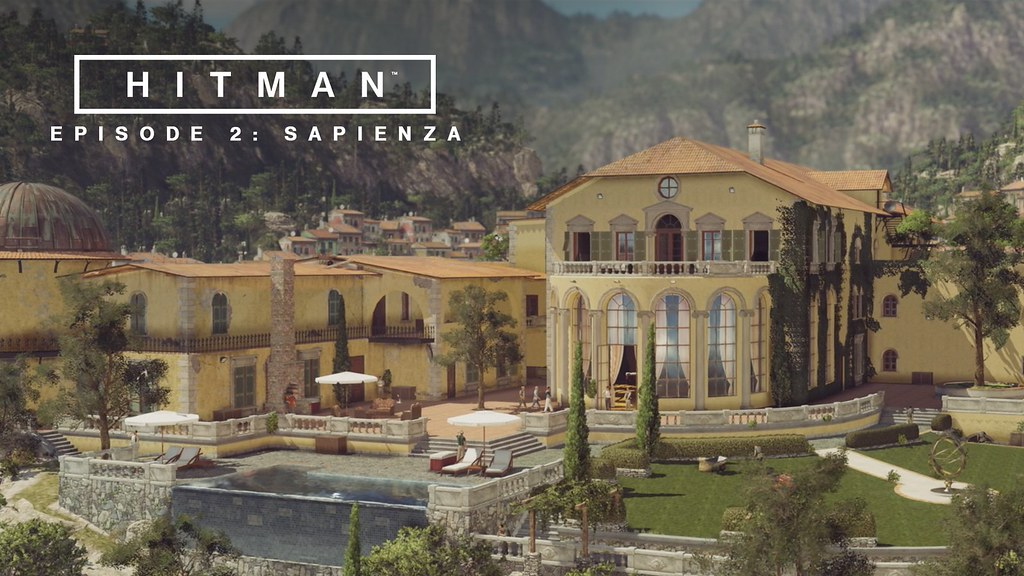 Hitman Episode 2, PS4