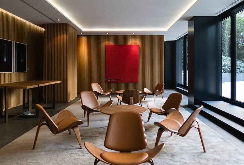 Ruiz Barbarín + GCA Arquitectos. Cuatrecasas office #4
