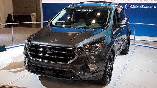 Ford at Vancouver International Auto Show 2016