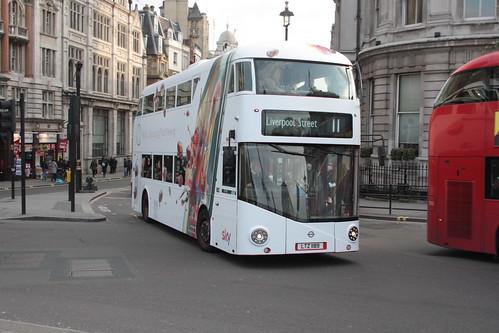 London General LT189 LTZ1189