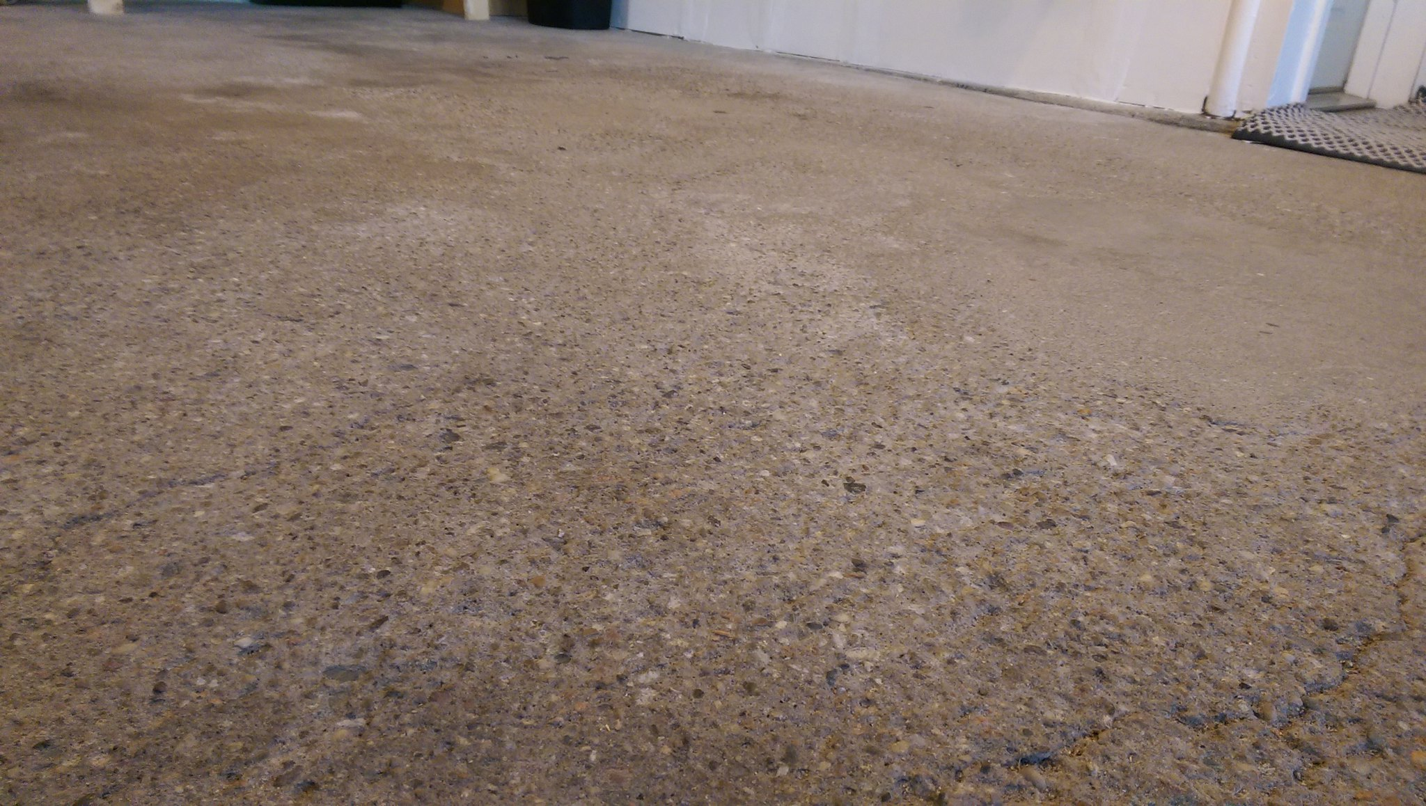 Garage floor spalling meze blog for Crumbling concrete floor
