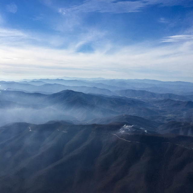 View of the Appalachian Mountains from Flickr via Wylio