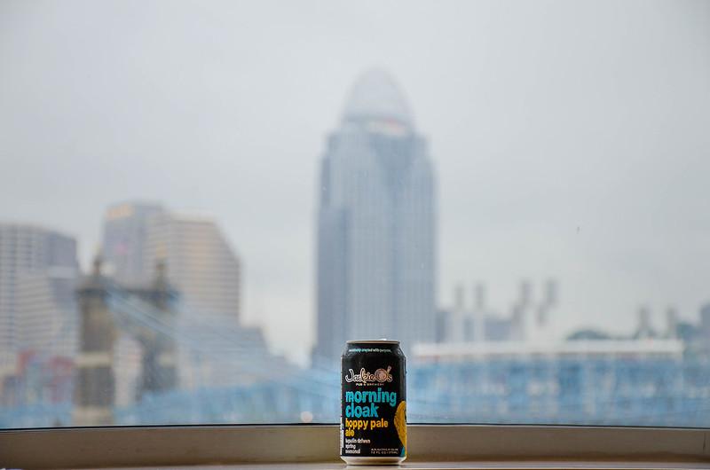 Cincinnati Out My Window
