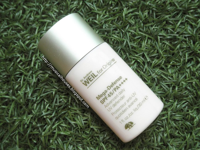 Origins Mega Defense SPF45