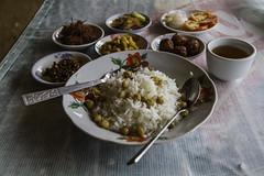 Burmese lunch