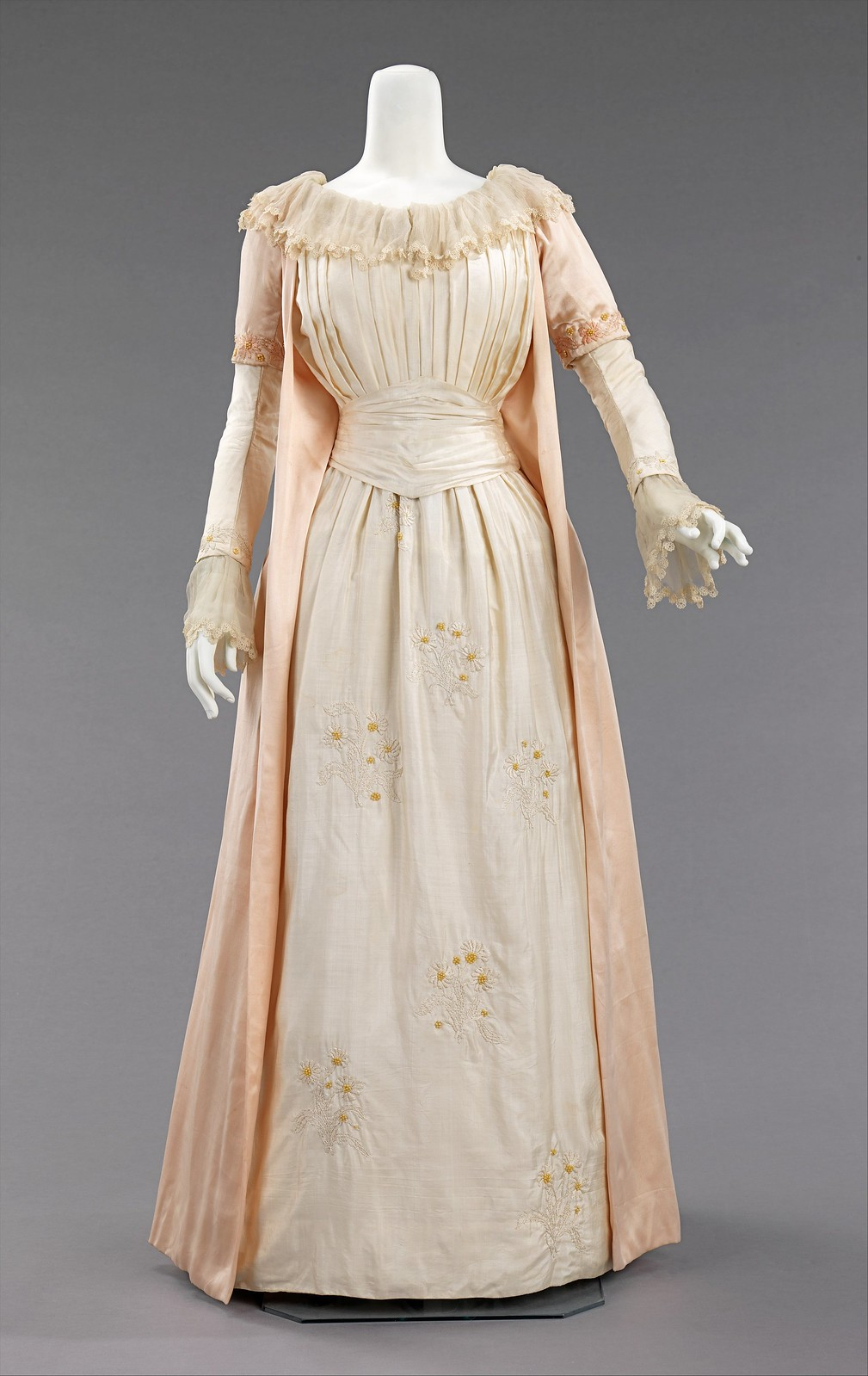 1885 Liberty and Co., British. Silk. metmuseum