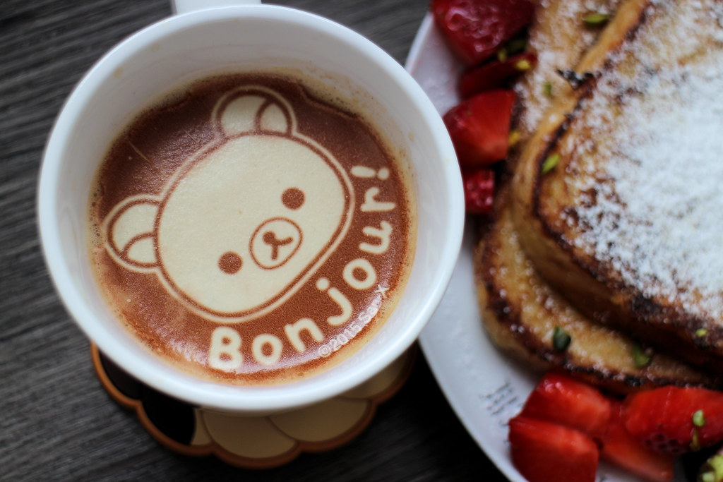 French Toast & Rilakkuma