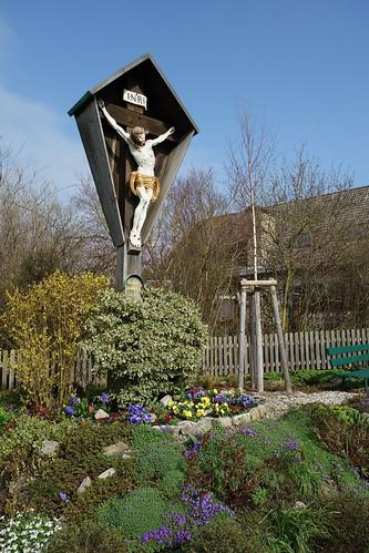 Kreuz in Hettstadt