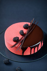 """Rubus"" - Blackberry, Chocolate and Crea…"