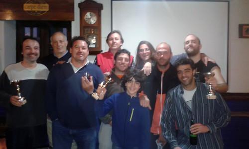 Torneo de Ajedrez 2016