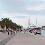 Paseo marítimo de Trogir