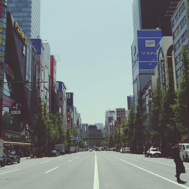 Chuo-dori (Akihabara)