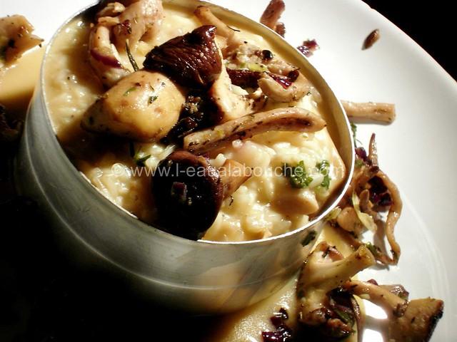Risotto aux Champignons © Ana Luthi  Tous droits réservés 002
