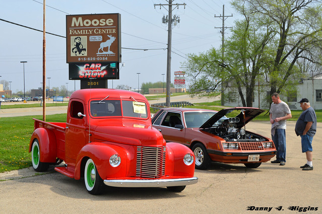 The Moose Car Show.  Sterling, Illinois.    DSC_6565