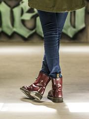 Amsterdam 2016: Fancy footwear