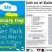 Mon, 05/02/2016 - 21:56 - It's My Estuary Day along Coney Island Creek in Kaiser Park