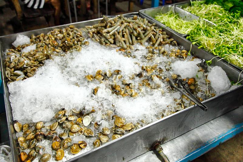 Sukontha Buffet Clams