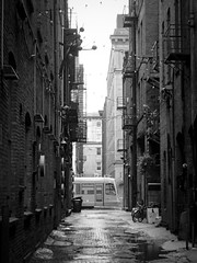 Streetcar and Alley