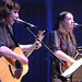 smchughuk posted a photo:The Wainwright Sisters at the City Halls Glasgow, Celtic Connections  25th January, 2016