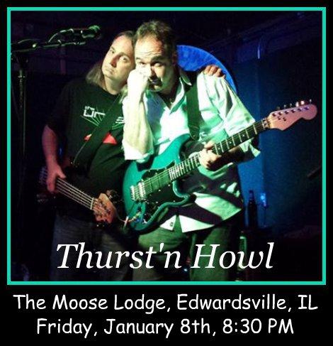 Thirst'n Howl 1-8-16