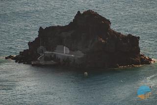 Saint George's island Oia