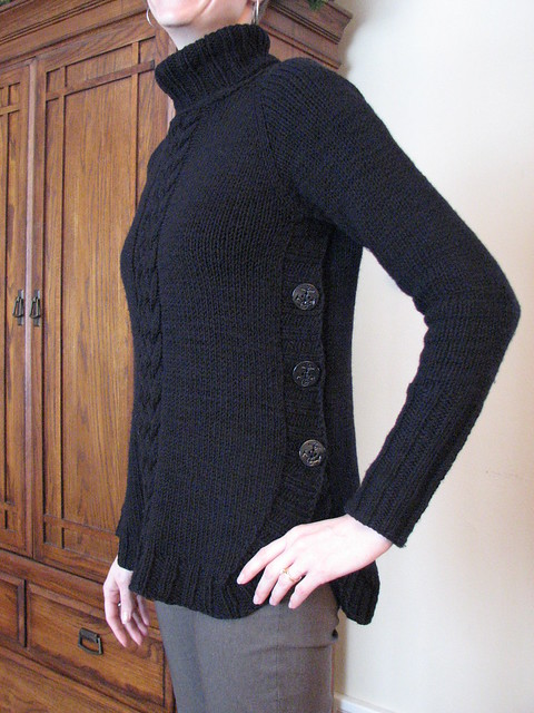 Lemongrass sweater