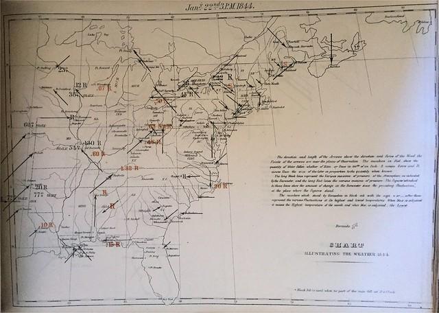 espy map january 1844