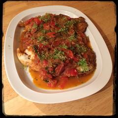 #Cajun Style #Tilapia #homemade #CucinaDelloZio - fini