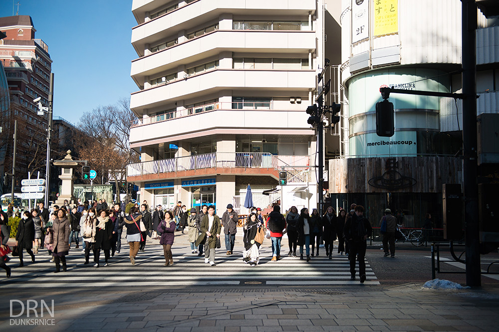 Japan Day Two - 01.21.16