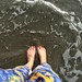 Final sea dip