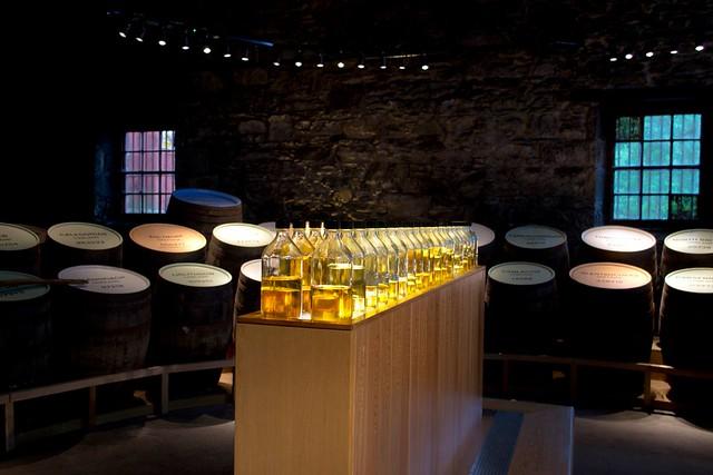 Dewars World of Whisky