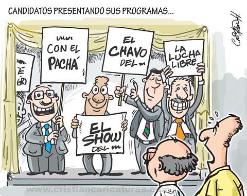Programas candidatos