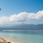 Lombok desde las Gili