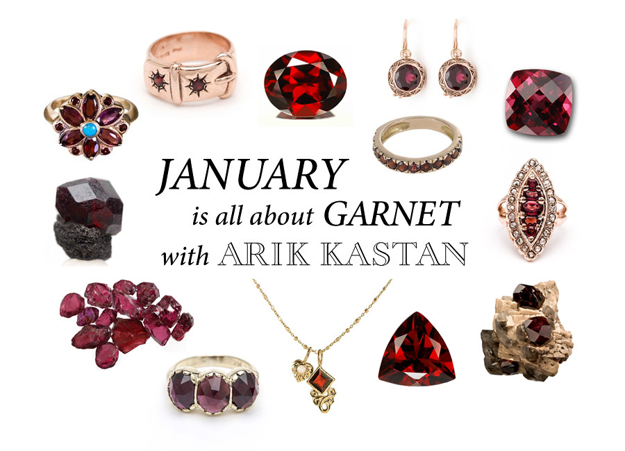 Arik Kastan Jewelry | Gem Gossip