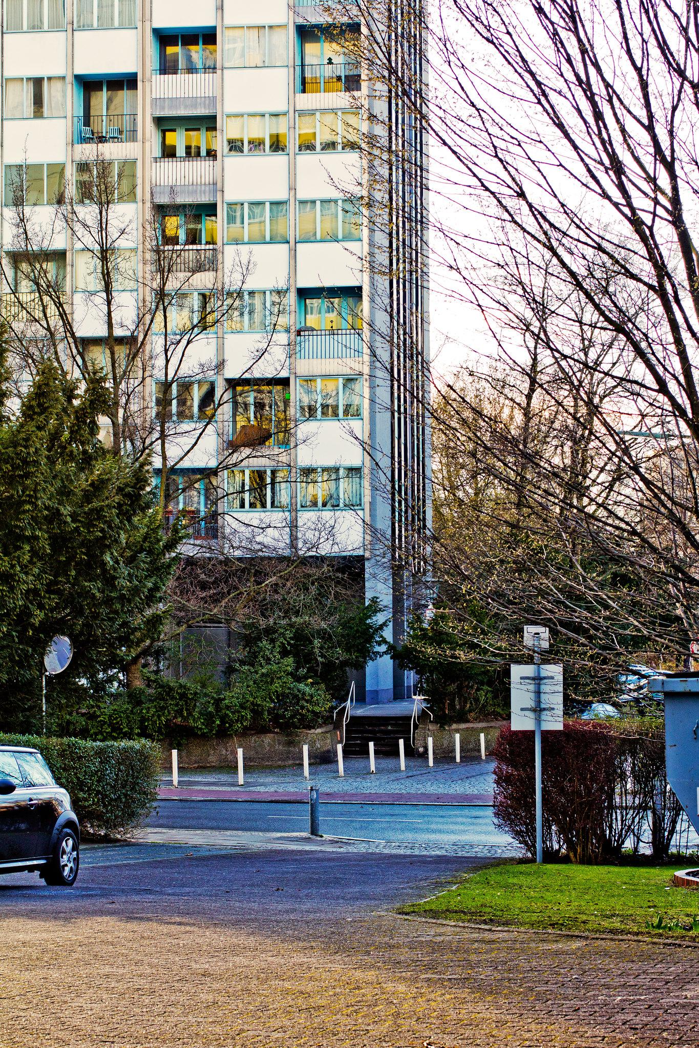bartningallee 11-13  // hansaviertel berlin