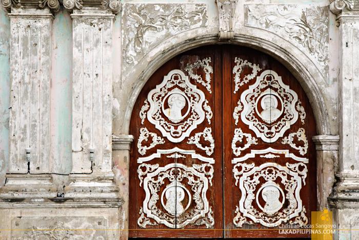 St. Dominic Church Abucay Bataan Door