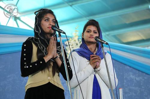 Devotional song by Jyoti Tammana from Karnal