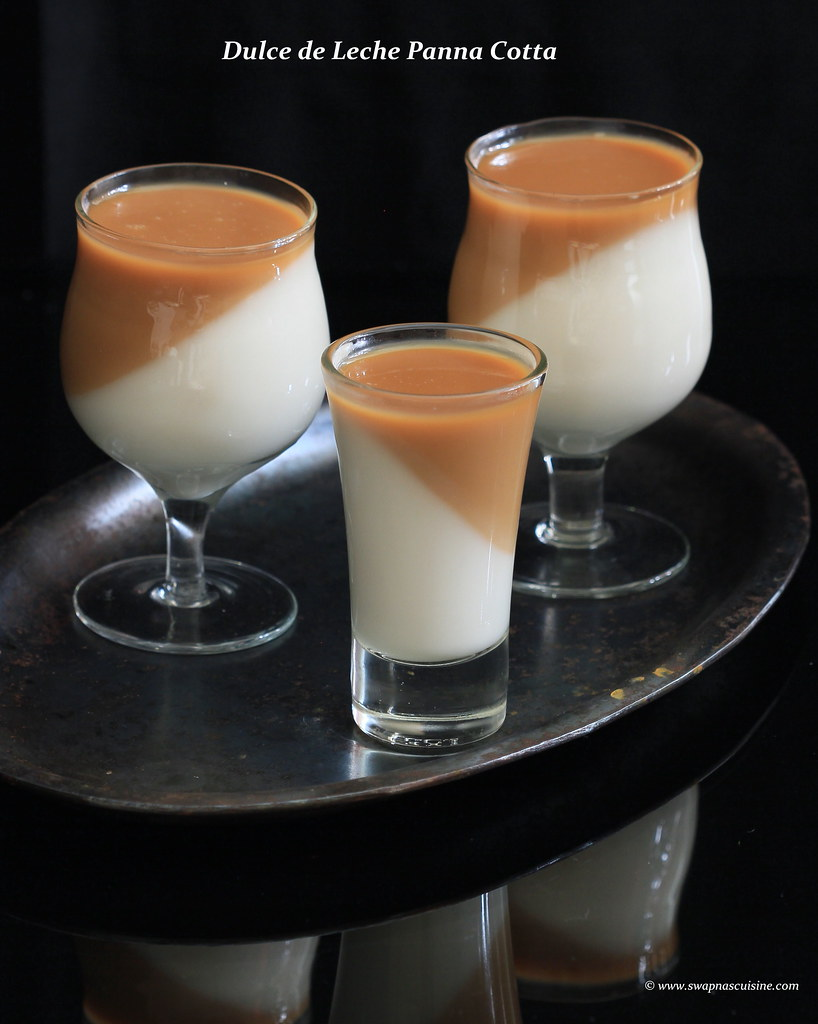 How to make Dulce de Leche Panna Cotta