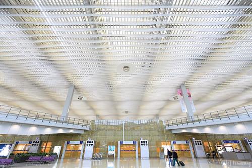 Hong Kong International Airport T2