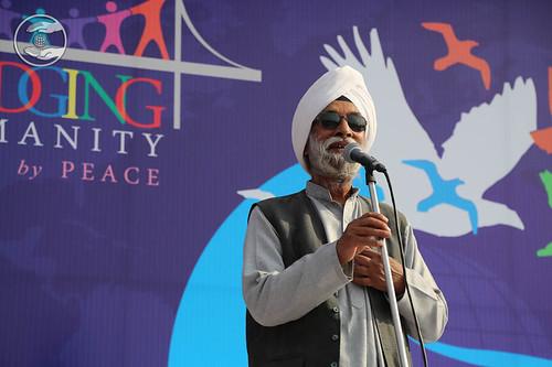 SNM Zonal Incharge, Ajmer Singh Sandhu from Batala