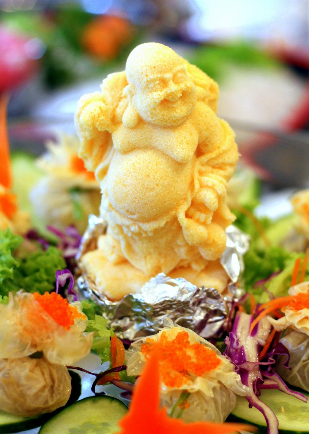 福林门豆老:鲜海鲜酱豆腐袋