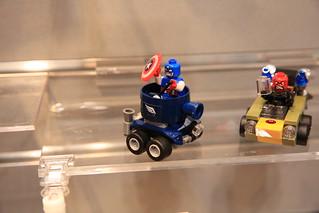 LEGO Marvel 76065 Captain America vs. Red Skull 2