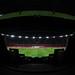 View of Emirates stadium from the Directors Box by Stuart MacFarlane