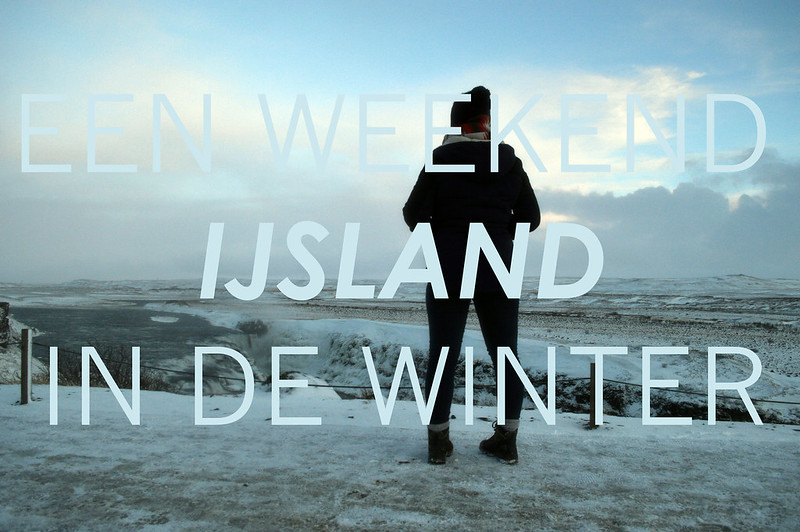 WEEKEND IJSLAND