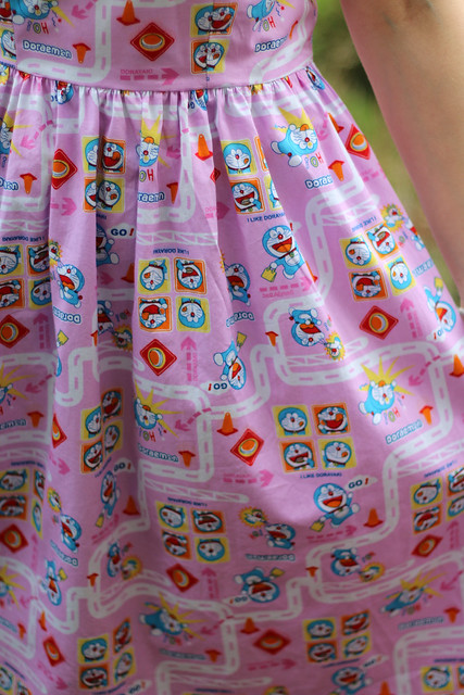 Doraemon Emery Dress
