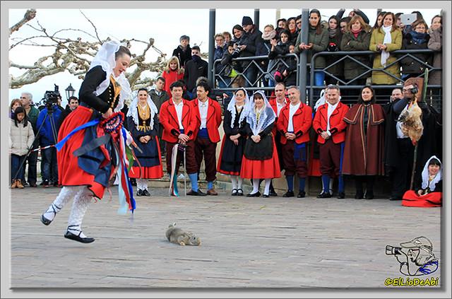 Danza del Escarrete en Poza de la Sal (10)